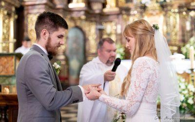 Wiola & Sylwek – zielony ślub w Krakowie