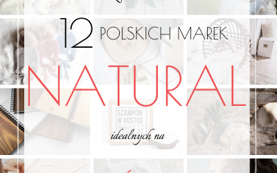 12 polskich marek NATURAL – świąteczny prezentownik